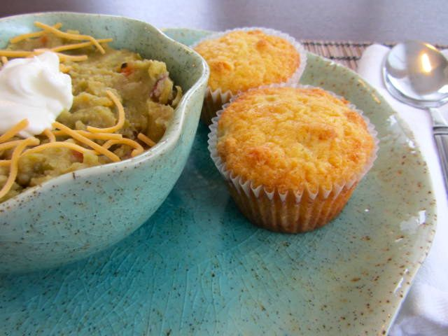 Rainy day split pea and potato soup | I totally made this! | Pinterest