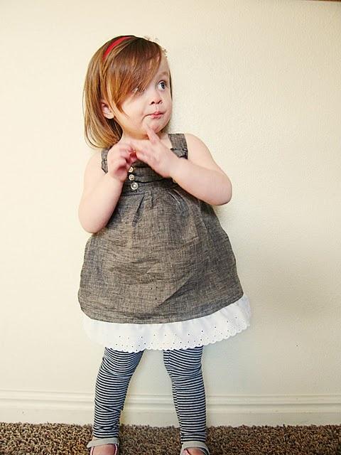 diy cute dress | Kids Clothing | Pinterest