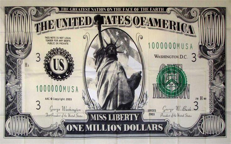 1,000,000 Bill ... $1000000 Bill