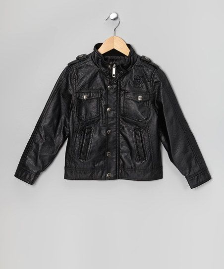 Jacket by le top ** Available in infant and toddler sizes at The Boy
