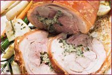 Cornbread-Stuffed Pork Chops | Mmmm | Pinterest