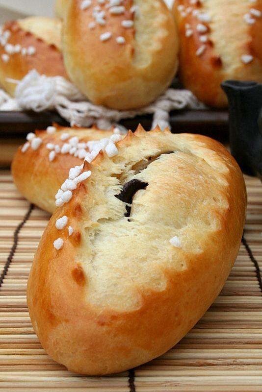 pain au lait | Food: Bread | Pinterest