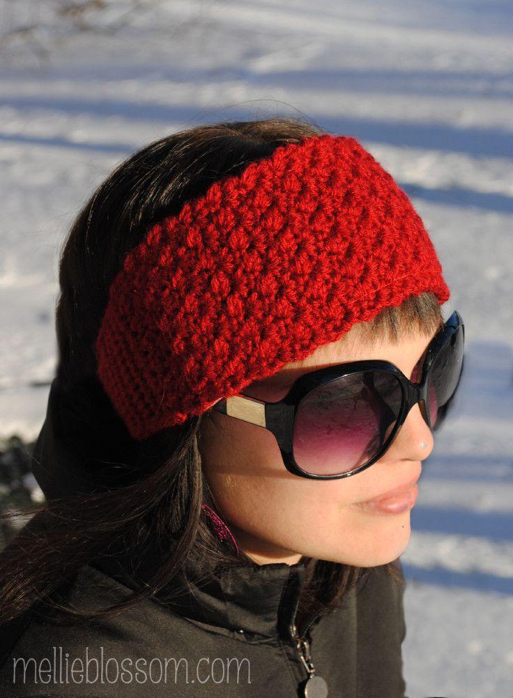 Free Crochet Patterns For Wide Headbands : Pin by Shila Odgers-Zummack on Crochet Pinterest