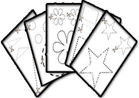 Scissor Skills & Cutting Worksheets.