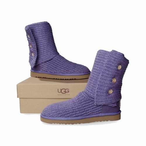 purple ugg gloves