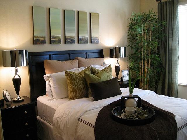 earthy bedroom decor at triana warner center apartments via flickr earthy bedroom awesome interior ideas - Earthy Bedroom Ideas