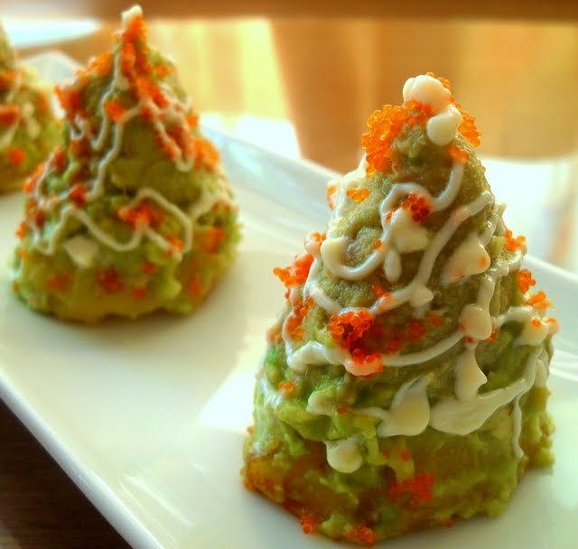 Christmas Guacamole Recipes — Dishmaps