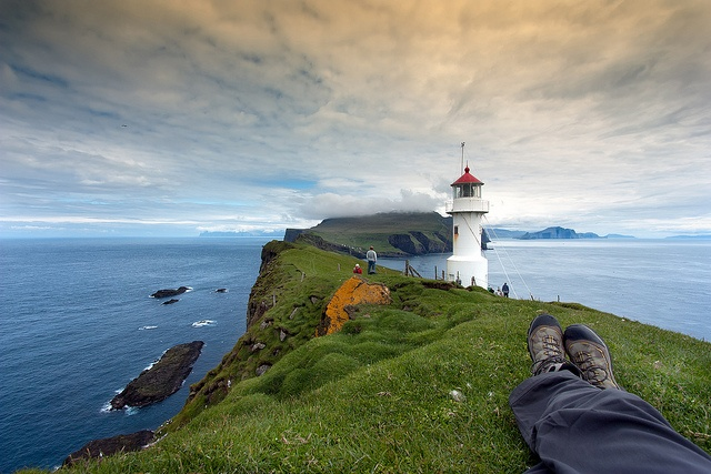 Faroe - Mykines | LIGHTHOUSE | Pinterest