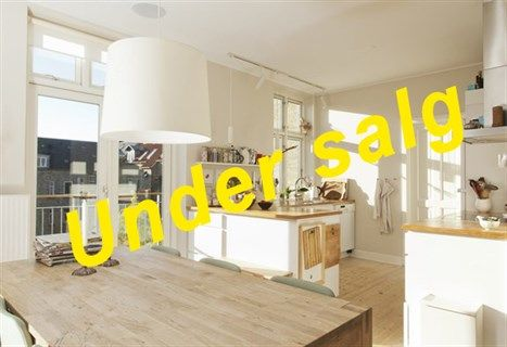 Frederiksbjerg med stort nyt køkken bad og altan solgt selvsalg
