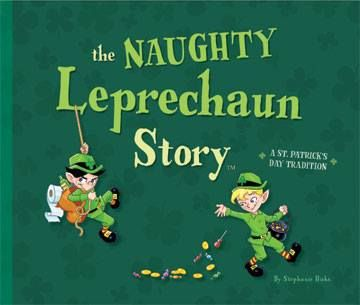 naughty leprechaun story stephanie hicks