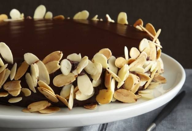 Resepi Kek Coklat Badam | Resepi Kek | Pinterest