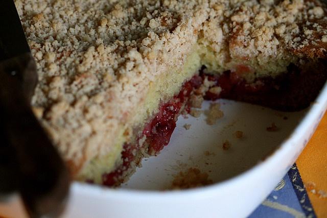 Joy the Baker – Strawberry Coffee Cake | Breakfast | Pinterest