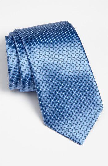 Ermenegildo Zegna Woven Silk Tie | Nordstrom