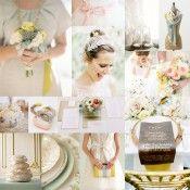 Navy Blush Wedding Colors