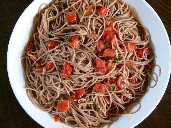 pasta with 5-minute tomato sauce | Pasta | Pinterest