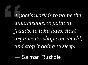 Salman Rushdie y la maldici n de Los versos sat nicos