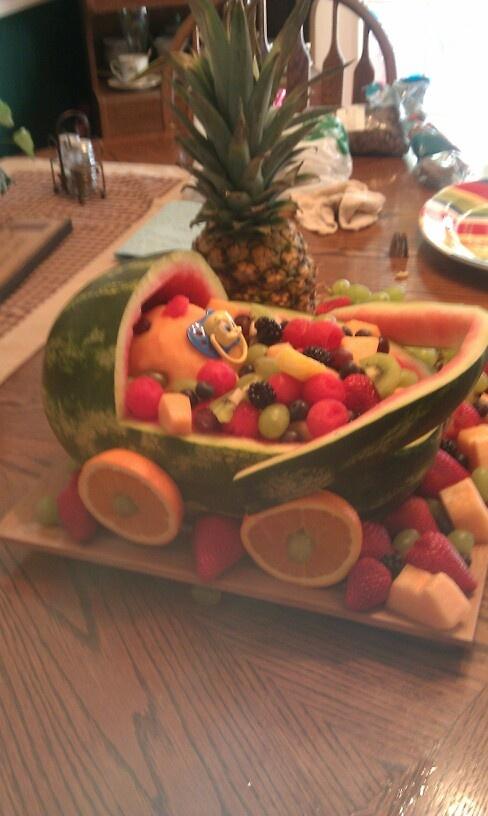 Melon Boats Recipes — Dishmaps