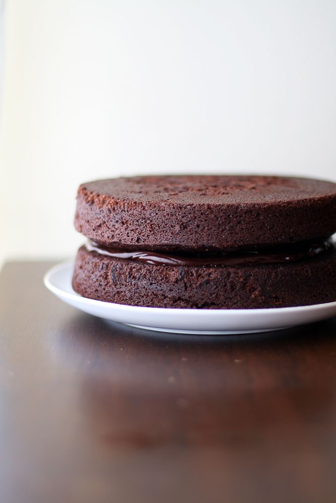 Chocolate mayonnaise cake | Sweets for the Sweet! | Pinterest