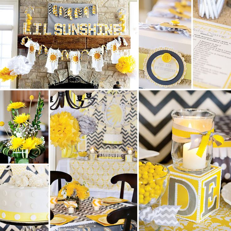 this you are my sunshine gender neutral baby shower by charming