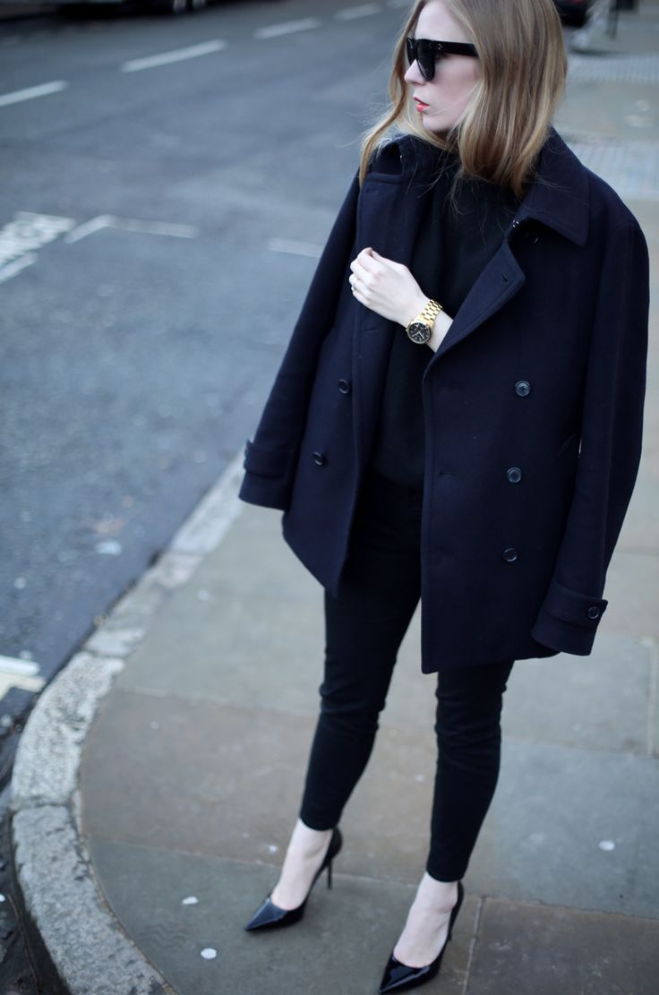 boyfriend coat - Fashion Squad