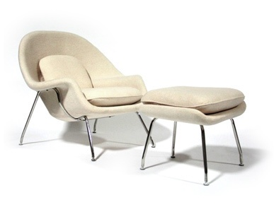 Pin by kelsey anderson on furniture pinterest - Womb chair knock off ...