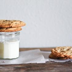 Alice's Chocolate Chip Cookies | Comer, comer! | Pinterest