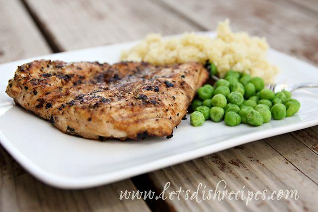 Balsamic Chicken | Recipe