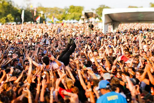 2012 Austin City Limits Festival. Tell us below: which performance are you most excited to see???