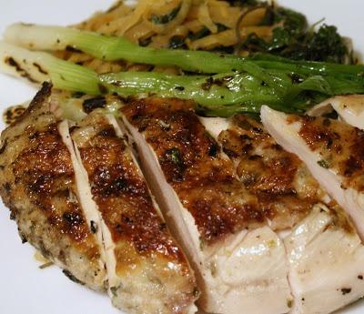 Woo's Grilled Chicken Under A Brick | Yum!! | Pinterest