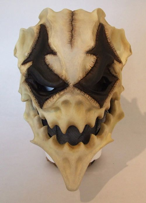 Very Scary Halloween Masks