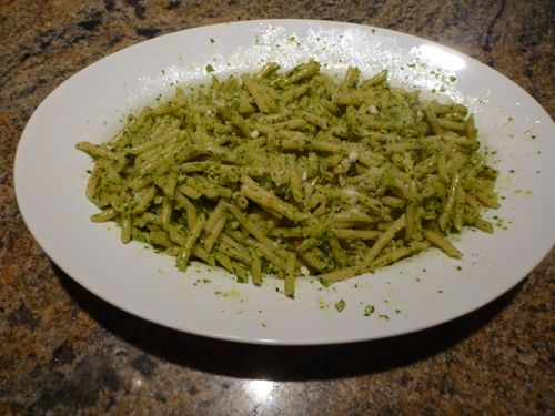 Pennette With Spicy Sicilian Pesto | We Ate That Recipes & Food Adven ...