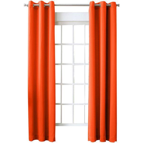 Curtain panels target 2