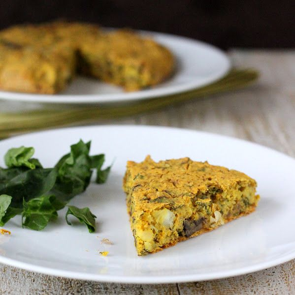 Mushroom-Shallot Frittata Recipes — Dishmaps