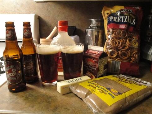 For the Beer Lover: Beer-Pretzel Caramels
