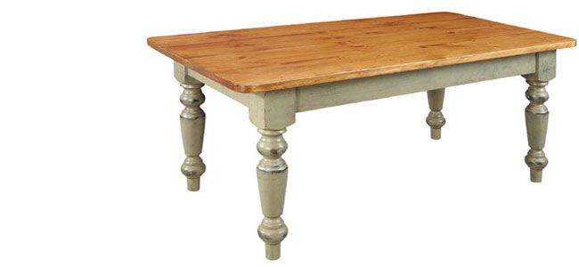 Vermont Farm Tables, Old Farmhouse Harvest Tables. Hand Made in America. Solid Wood.
