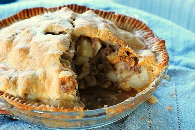 Have Spork, Will Travel: Meat and Potato Pie