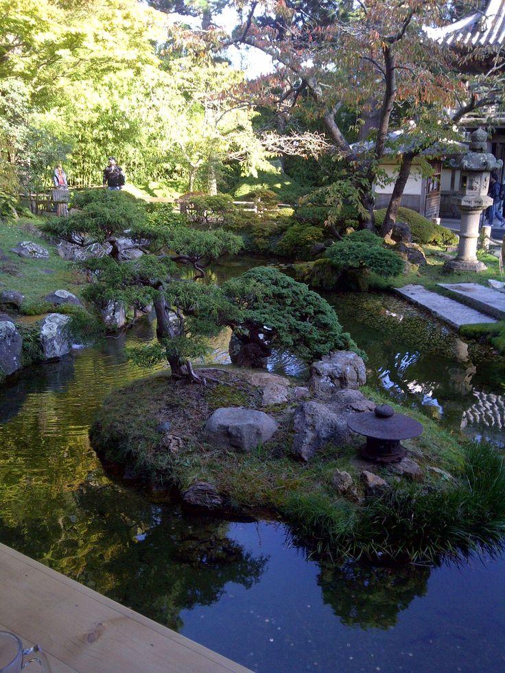 Japanese Tea Garden San Francisco Ca Japanese Gardens Pinterest