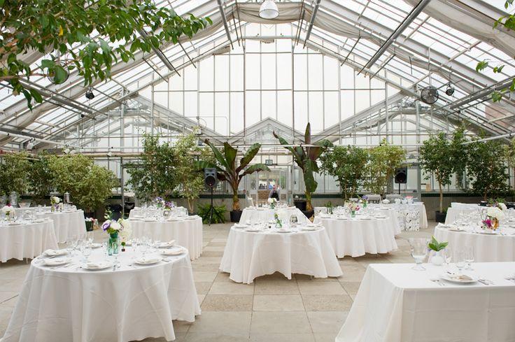 Greenhouse Wedding Location Pinterest