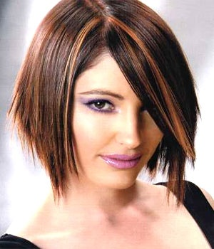 brown hair with copper highlights - Google Search