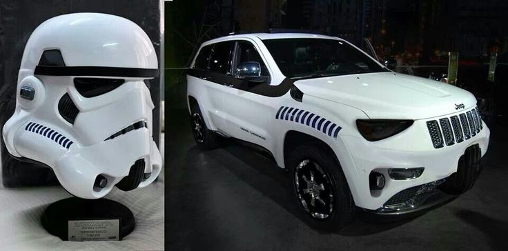 stormtrooper star wars jeep jeep pinterest. Black Bedroom Furniture Sets. Home Design Ideas