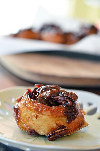 Pecan Sticky Buns…quick like | Food | Pinterest