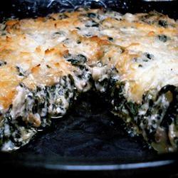 Hot Artichoke and Spinach Dip II | Recipe