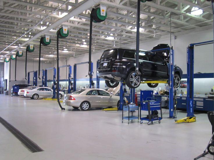 Mercedes benz eunos service centre for Mercedes benz rockville centre service