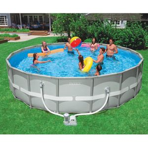 Intex 18 39 X 48 Ultra Frame Swimming Pool