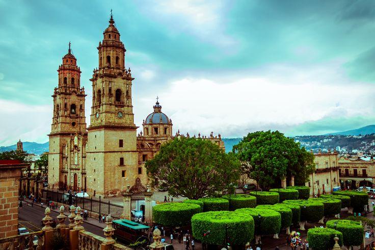 Morelia Michoacan Mexico News Morelia Michoacan News