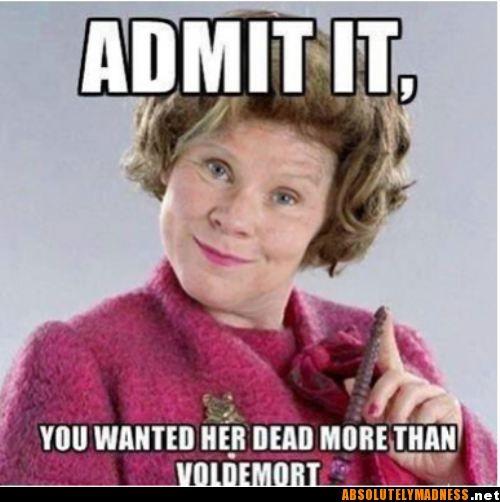 Voldemort / Harry Potter