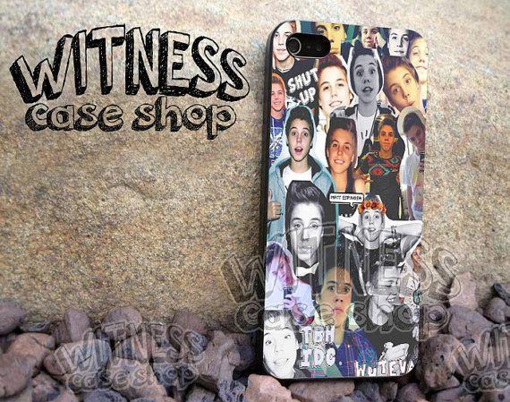 Matt espinosa collage iphone 4 4s 5 5s 5c case ipod 4 5 case ht