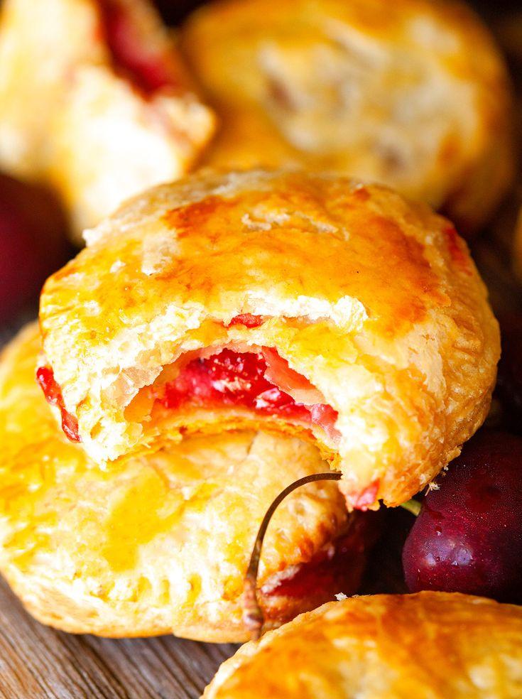cherry-hand-pies | desserts | Pinterest