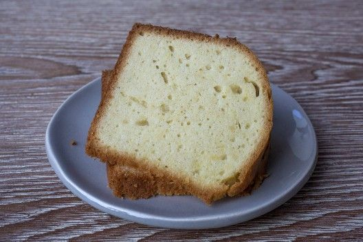 Classic pound cake | Cakes | Pinterest