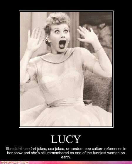Funny Quotes I Love Lucy : Funny Lucy Quotes. QuotesGram
